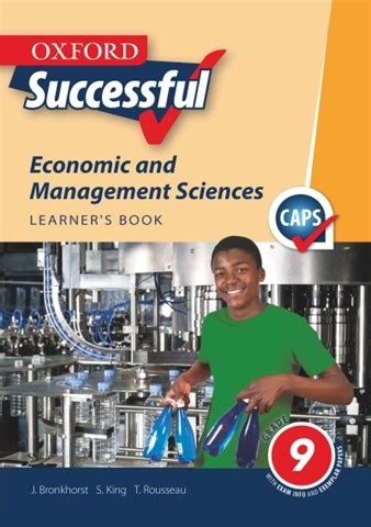 9780199052493 OXFORD SUCCESSFUL Economic and Management ...