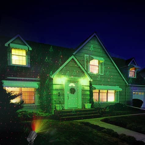 1byone outdoor christmas laser light projector