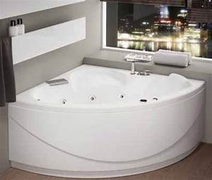 Baignoire Angle Douche : baignoire balneo d 39 angle 140x140 star mixte kinedo kinedo baignoire balneo et spa d 39 angle ~ Voncanada.com Idées de Décoration