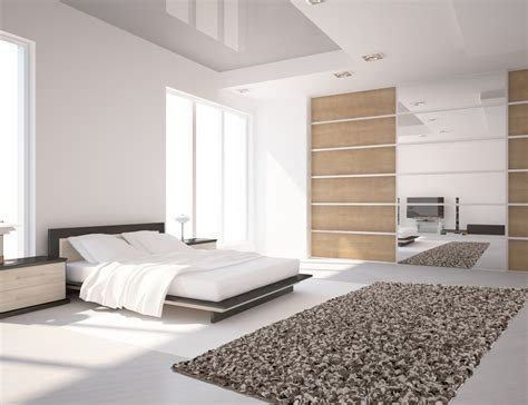tapis chambre adulte chambre taupe et beige