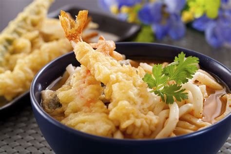tempura udon tempura udon vegetables and shrimp recipe