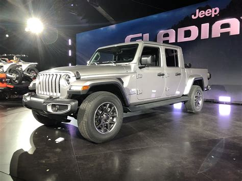 When Can You Buy A 2020 Jeep Gladiator by La Auto Show 2018 2020 Jeep Gladiator For Everything