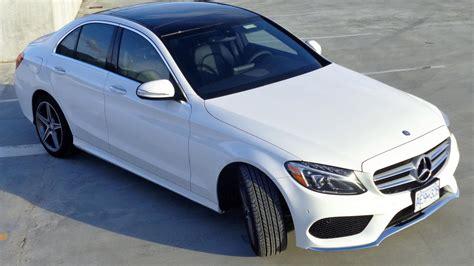 2015 Mercedes-benz C400 4matic Test Drive Review