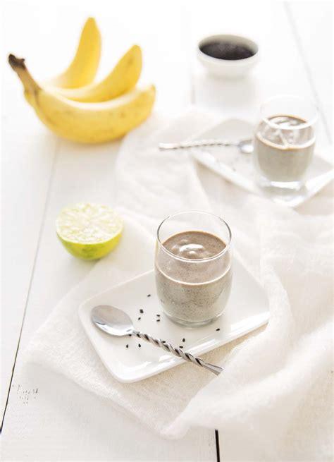 cookies hervé cuisine petites crèmes bananes sésame noir vegan recettes de