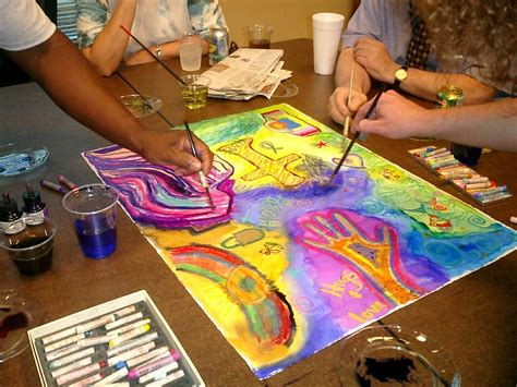 art therapy  recovery beautiful