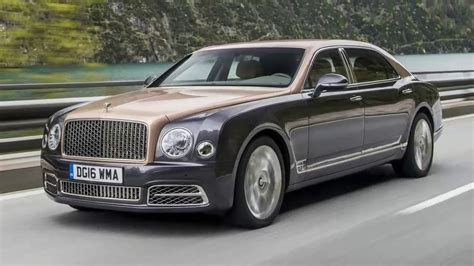 The Best!! New 2018 Bentley Mulsanne Review Youtube
