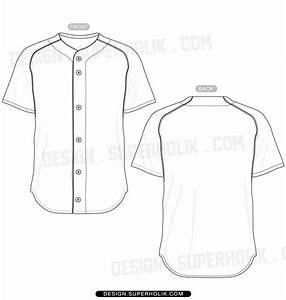 Baseball jersey shirt template set baseball pinterest for Baseball shirt designs template