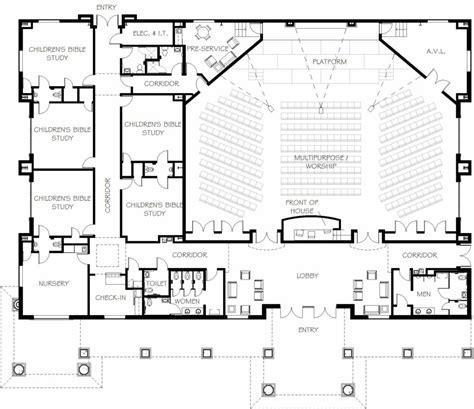 small church floor plans home design baptist church a centered