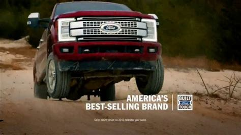 ford truck month tv commercial  super duty trade