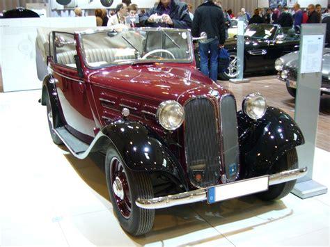 Bmw 303 Cabrio Limousine 1933 1934 Das Modell 303 War