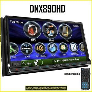 kenwood excelon dnxhd   car navigation reciever