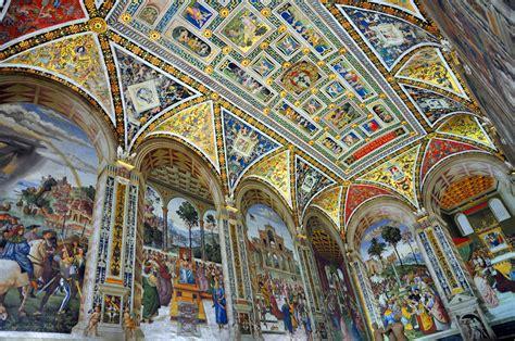 Interno Duomo Di Siena by Il Duomo Di Siena