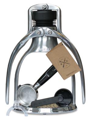 Coffee machine is designed to prepare up to 0.75 liters of filter coffee per brewing cycle. Amazon.com: ROK EspressoGC: Manual Piston Espresso Machines: Kitchen & Dining