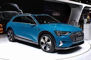 Audi E Tron : audi e tron 2018 wikipedia ~ Melissatoandfro.com Idées de Décoration
