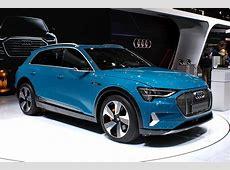 Audi etron 2018 Wikipedia