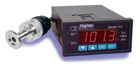 Vacuum Gauge Controller Plus Sensor