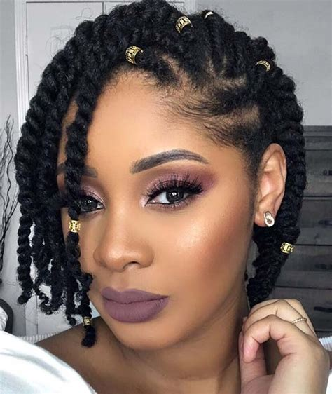45 Beautiful Natural Hairstyles You Can Wear Anywhere | StayGlam