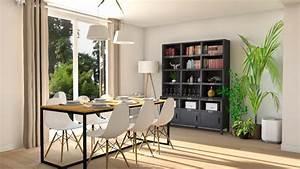 Style Et Deco : harmonie industrielle et scandinave mh deco ~ Zukunftsfamilie.com Idées de Décoration
