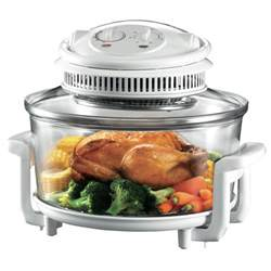 Glass Convection Oven
