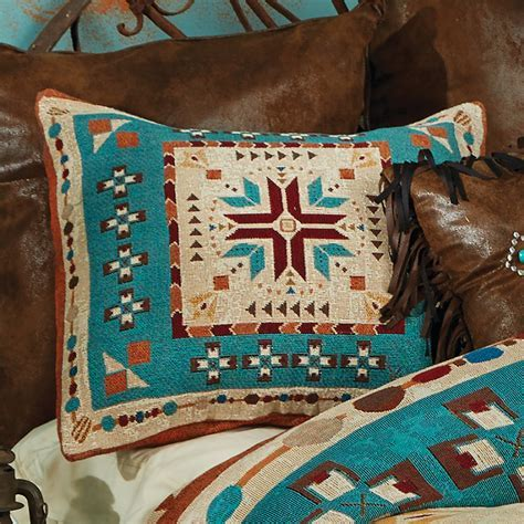 Western Bedding: Southwest at Heart Tapestry Standard Sham