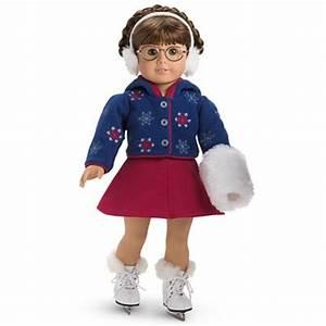 NEW AMERICAN GIRL MOLLYu0026#39;S SKATING OUTFIT | eBay