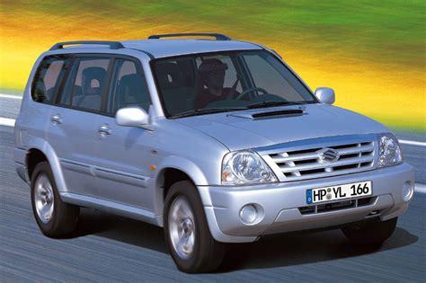 2006 Suzuki Xl7 by Suzuki Xl7 2 7 2006 Auto Images And Specification