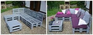 5 projets en palette pour le jardin With canape en resine exterieur 16 5 projets en palette pour le jardin