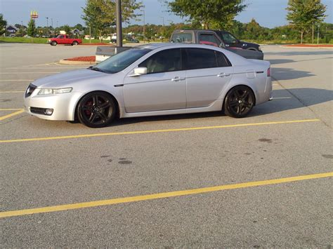 Acura Rl Lowering Springs by Anyone With Lowering Springs Acurazine Acura