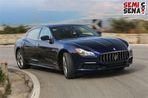 Gambar Mobil Maserati Ghibli by Siap Siap Mobil Baru Maserati Siap Diluncurkan Semisena