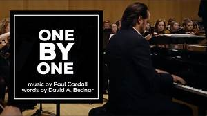 One By One : one by one music by paul cardall words by david a bednar nathan pacheco lyceum ~ Medecine-chirurgie-esthetiques.com Avis de Voitures