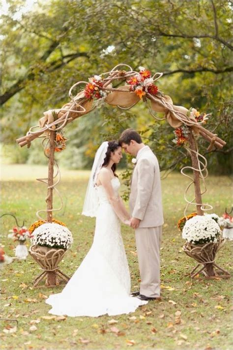 30 Fall & Country Rustic Wedding Theme Ideas…  Deer Pearl