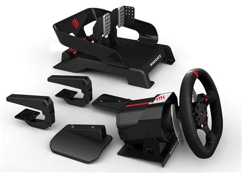 Volante Catz by Catz Pro Racing Feedback Wheel Test Complet