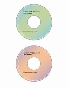 cd label template word popular samples templates With cd cover printing staples