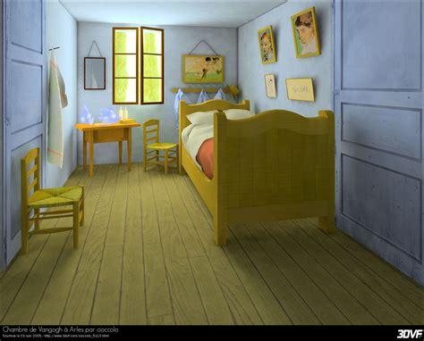 la chambre à coucher de gogh fle vert pour le fran 231 ais 1 186 c eso