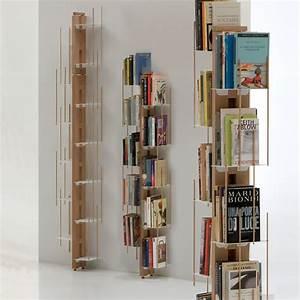 Bibliothèque Murale Bois : zia veronica p biblioth que de design murale en bois ~ Premium-room.com Idées de Décoration