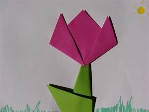 fleurs origami facile With faire une maison en 3d 6 origami facile 100 animaux fleurs en papier et deco maison