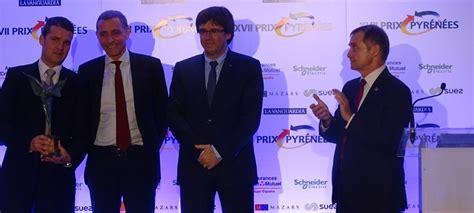 chambre de commerce barcelone vente privée remporte le xviie prix pyrénées de la cci de