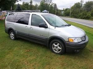 Buy Used 2002 Pontiac Montana Extended Mini Passenger Van