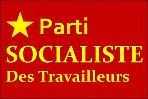 si e parti socialiste parti socialiste des travailleurs algérie wikipédia
