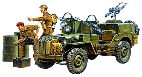 lrdg jeep british sas jeep north west europe lrdg sas ww2 jeep
