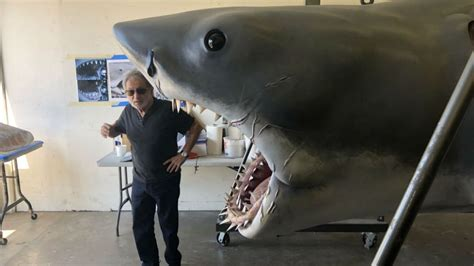 jaws bruce shark making hollywood comeback