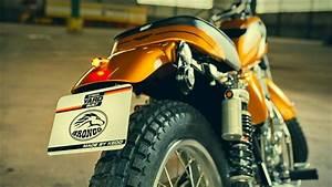 Racing Caf U00e8  Yamaha Sr 400  U0026quot Stallion  U0026 Bronco U0026quot  By Kedo