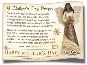 Nubia_group : nowhere else! 'A MOTHERS DAY PRAYER' | Poems ...