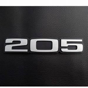 Monogramme Peugeot : monogramme 205 pour peugeot 205 gti cti etc ~ Dode.kayakingforconservation.com Idées de Décoration
