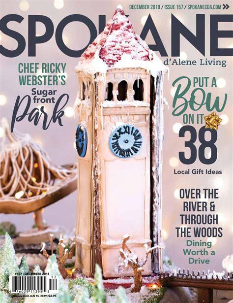 Spokane Coeur d'Alene Living December 2018 #157 by Spokane