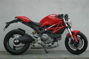 Ducati Monster 696  Ex-box Series Exhaust System