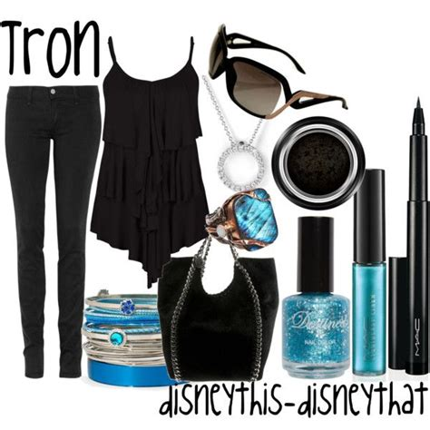 Tron   Disney inspired fashion, Disney inspired outfits ...