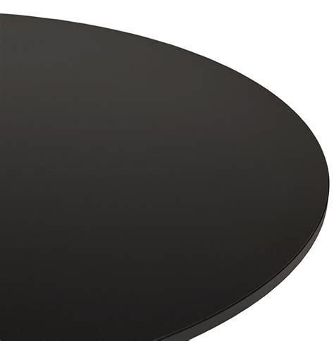 table ronde de bureau table de bureau ronde atlanta 120 cm table à diner