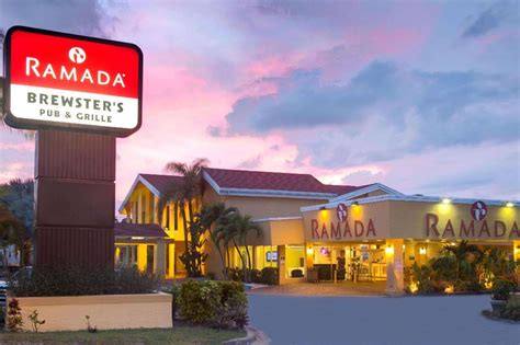 ramada by wyndham fort lauderdale airport cruise port in