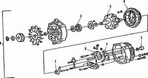 Chevrolet V20 Alternator  Amp  Models  Battery